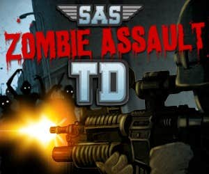 SAS Zombie Assault TD